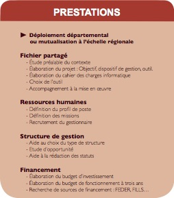 Prestations FPD