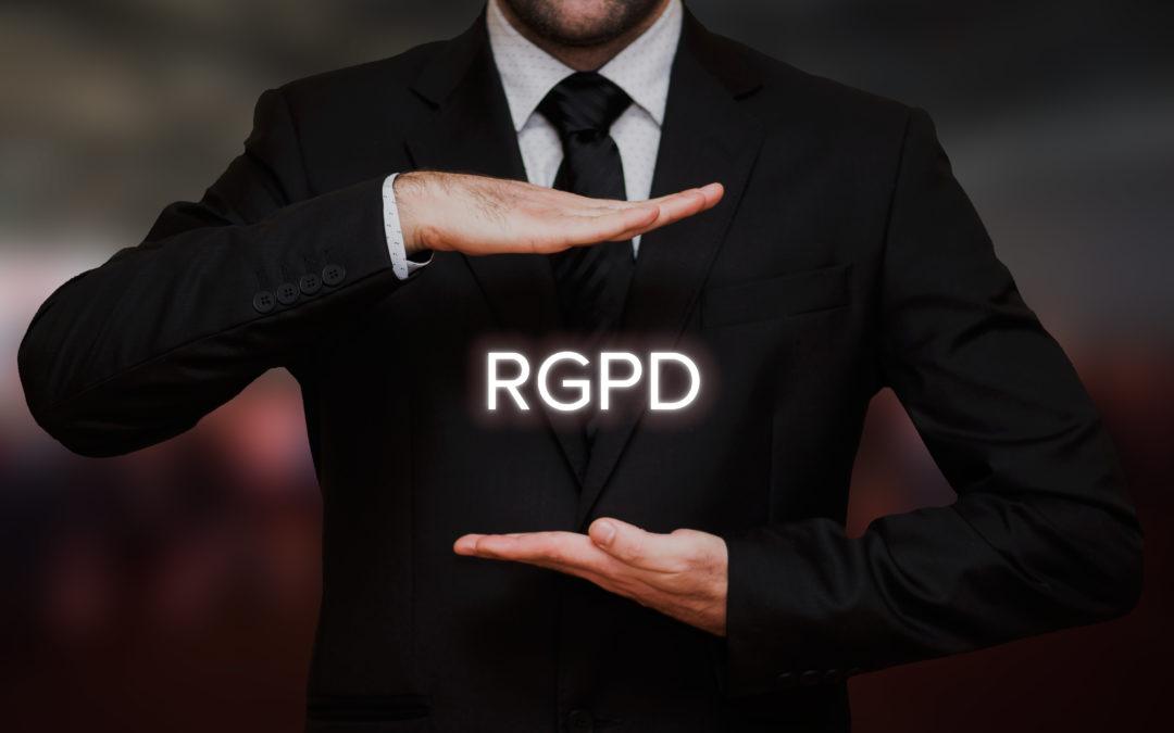 RGPD, nous vous accompagnons !